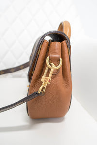Louis Vuitton Monogram Eden Pm *Crossbody Strap Added*