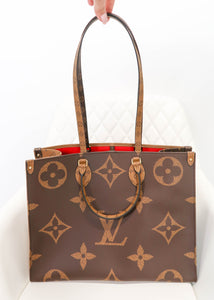 Louis Vuitton Giant Reverse Monogram OnTheGo