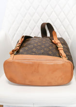 Load image into Gallery viewer, Louis Vuitton Monogram Montisouris GM Backpack