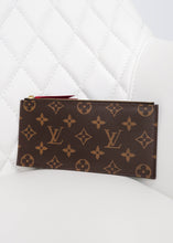 Load image into Gallery viewer, Louis Vuitton Monogram Zipped Felicie Insert