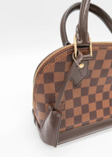 Load image into Gallery viewer, Louis Vuitton Damier Ebene Alma BB