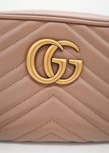 Load image into Gallery viewer, Gucci Marmont Matelassé  Beige Small Shoulder Bag