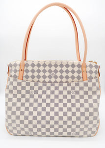 Louis Vuitton Damier Azur Figheri GM