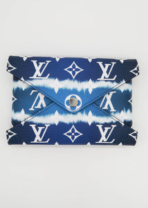 Louis Vuitton Escale Monogram Medium Kirigami