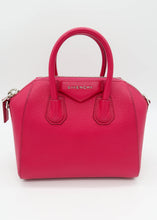 Load image into Gallery viewer, Givenchy Pink Mini Antigona Shoulder Bag