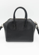 Load image into Gallery viewer, Givenchy Black Mini Antigona Shoulder Bag