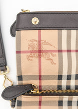 Load image into Gallery viewer, Burberry Haymarket Check Wristlet