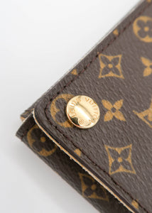 Louis Vuitton Monogram Jewelry Pouch
