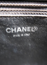 Load image into Gallery viewer, Chanel Black Caviar Medallion Satchel