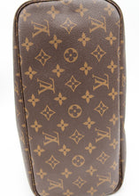 Load image into Gallery viewer, Louis Vuitton Monogram w/ Red Neverfull MM