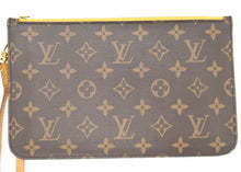 Load image into Gallery viewer, Louis Vuitton Monogram w/ Yellow Neverfull Pochette
