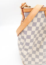 Load image into Gallery viewer, Louis Vuitton Damier Azur Siracusa MM