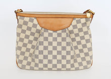 Load image into Gallery viewer, Louis Vuitton Damier Azur Siracusa PM