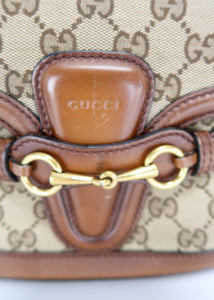 Gucci Lady Web Shoulder Bag