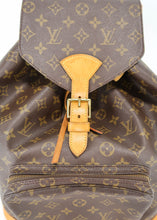 Load image into Gallery viewer, Louis Vuitton Monogram Montisouris GM