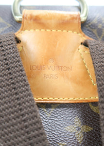 Louis Vuitton Monogram Montisouris GM