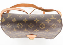 Load image into Gallery viewer, Louis Vuitton Monogram Cartouchiere GM
