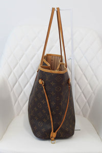Louis Vuitton Monogram Neverful MM