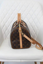 Load image into Gallery viewer, Louis Vuitton Speedy Bandouliere