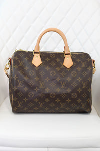 Louis Vuitton Speedy Bandouliere