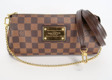 Load image into Gallery viewer, Louis Vuitton Damier Ebene Eva