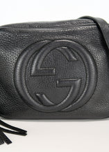 Load image into Gallery viewer, Gucci Black Soho Disco