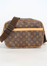 Load image into Gallery viewer, Louis Vuitton Monogram Reporter PM
