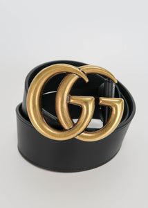 Gucci Marmont Belt