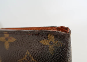 Louis Vuitton Monogram Compact Wallet