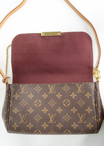 Louis Vuitton Monogram Favorite MM