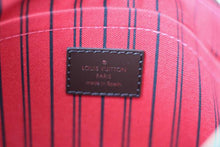 Load image into Gallery viewer, Louis Vuitton Damier Ebene GM Neverful Pouch