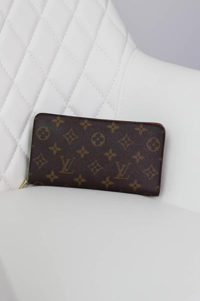 Louis Vuitton Monogram Zippy S Wallet