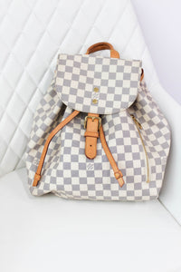 Damier Azur Backpack