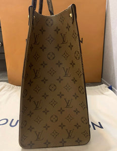 Louis Vuitton Reverse Monogram OnTheGo GM