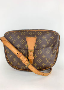 Louis Vuitton Monogram Jeune Fille GM