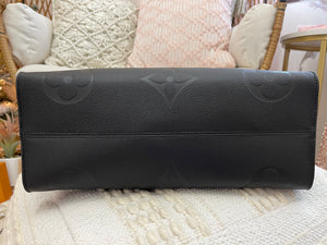 Louis Vuitton Empriente Black OnTheGo GM