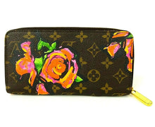 Load image into Gallery viewer, Louis Vuitton Sprouse Zippy Wallet