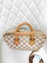Load image into Gallery viewer, Louis Vuitton Damier Azur Speedy 25 Bandouliere
