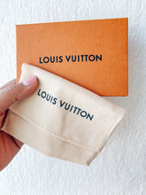 Load image into Gallery viewer, Louis Vuitton Damier Azur Cles Key Pouch