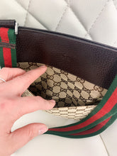 Load image into Gallery viewer, Gucci Canvas Crossbody