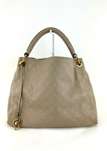 Louis Vuitton Monogram Turtledove Empriente Artsy MM