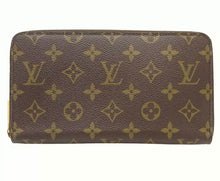 Load image into Gallery viewer, Louis Vuitton Monogram Zippy Organizer