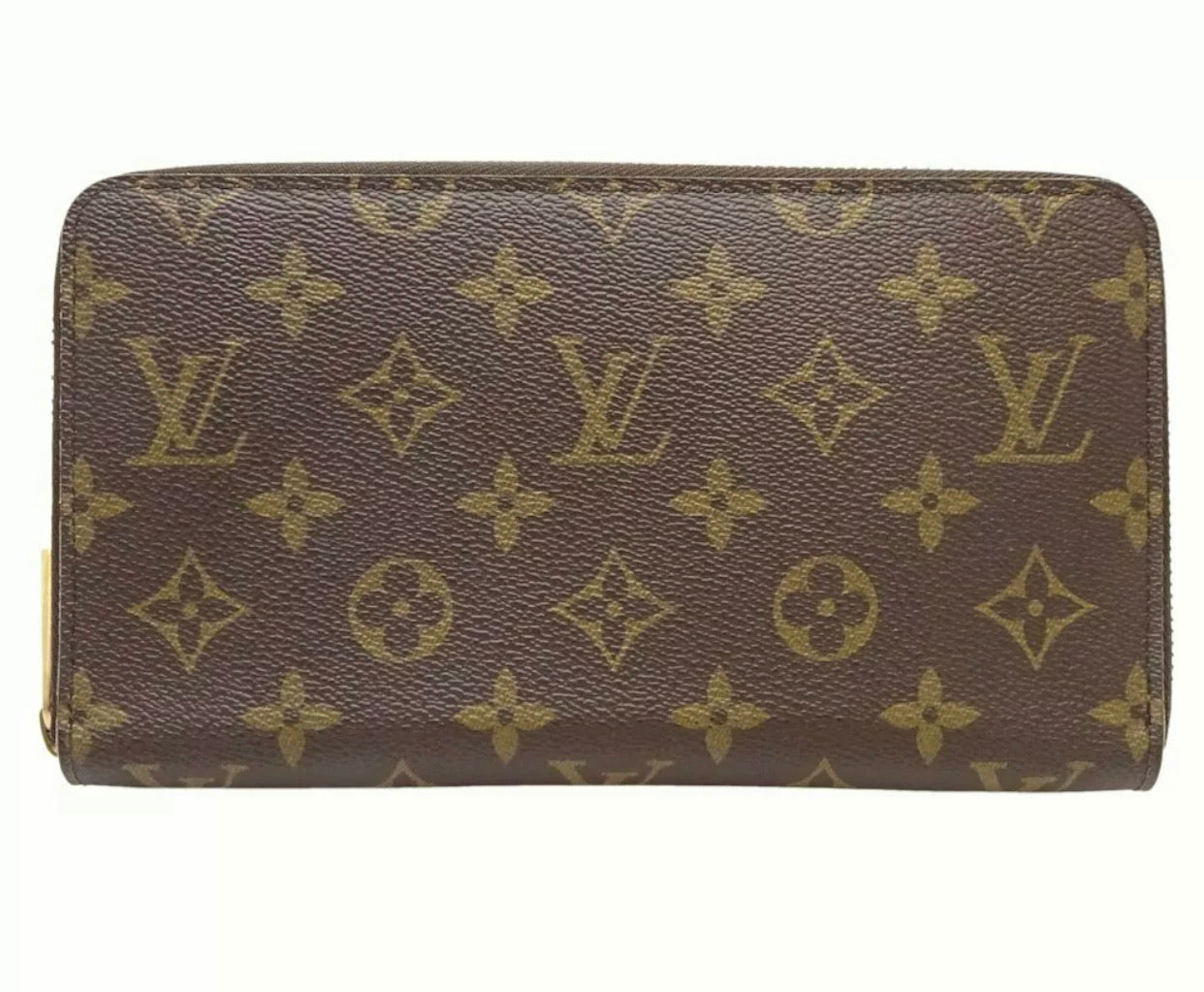 Louis Vuitton Monogram Zippy Organizer