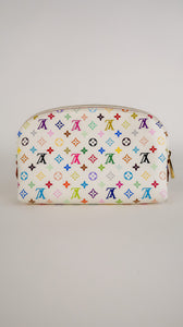 Louis Vuitton Multicolor Cosmetic Pouch