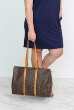 Load image into Gallery viewer, Louis Vuitton Monogram Sac Flannerie