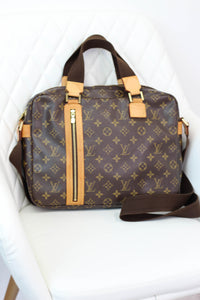 Louis Vuitton Monogram Bosphere Briefcase