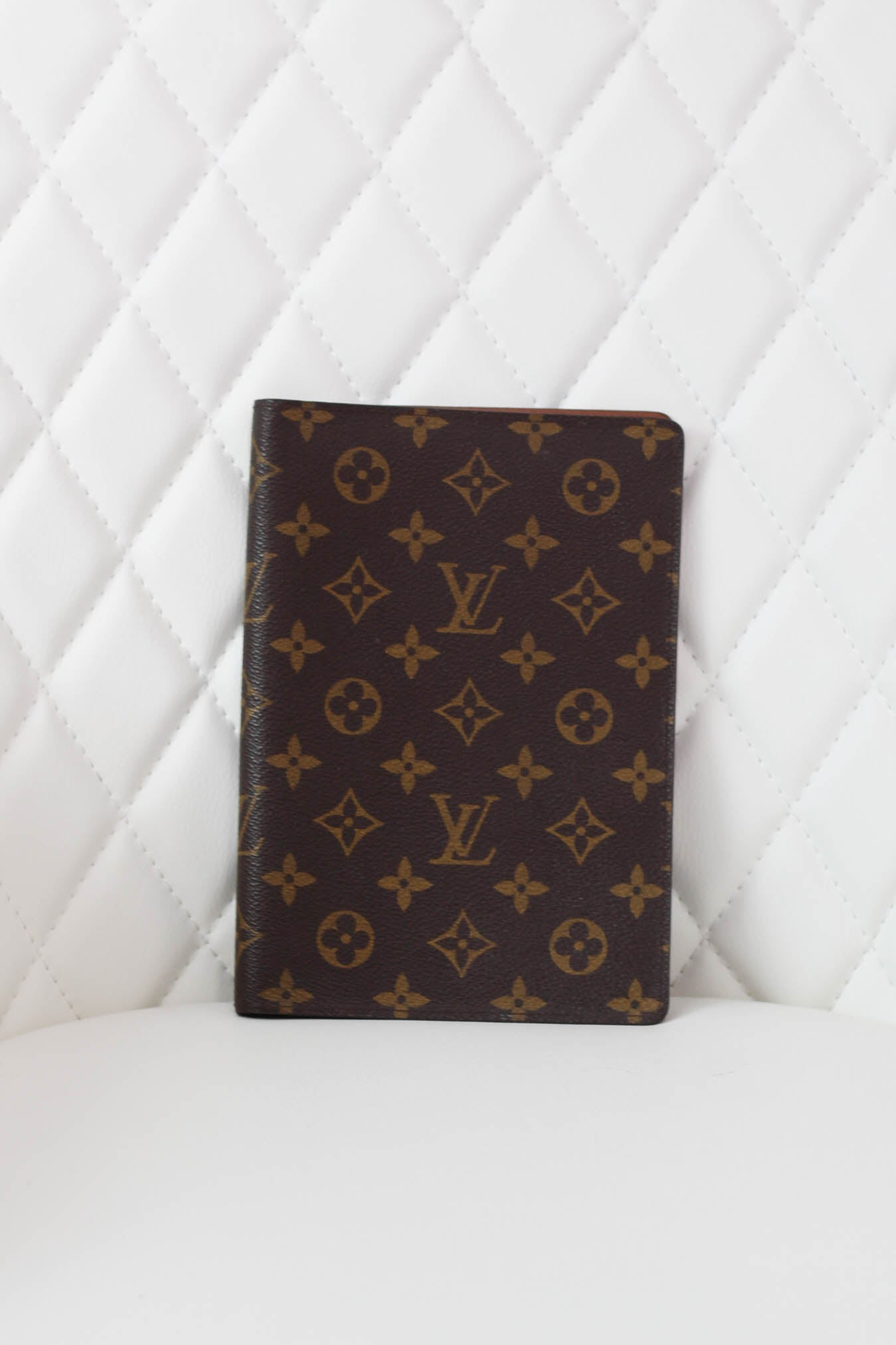 Louis Vuitton Monogram Desk Agenda