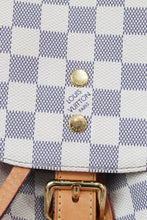 Load image into Gallery viewer, Damier Azur Backpack