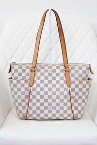 Louis Vuitton Damier Azur Totally PM