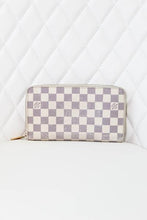 Load image into Gallery viewer, Louis Vuitton Damier Azur Zippy Wallet